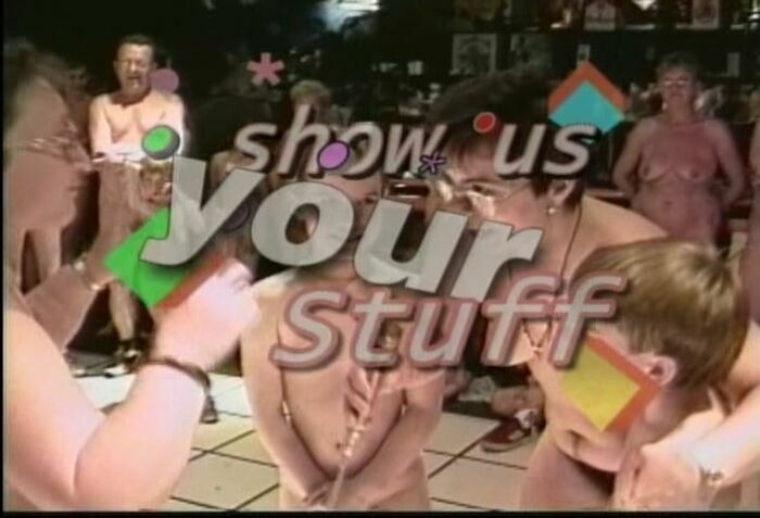 Show Us Your Stuff-Family Nudism