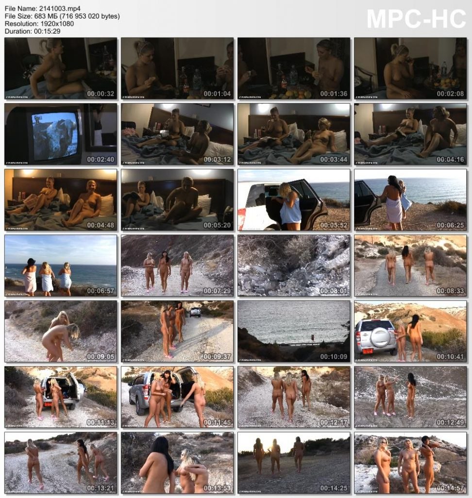 Girls young nudists